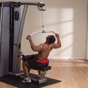 Тренажер для верхней тяги