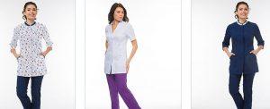 Одежда для работников клиники